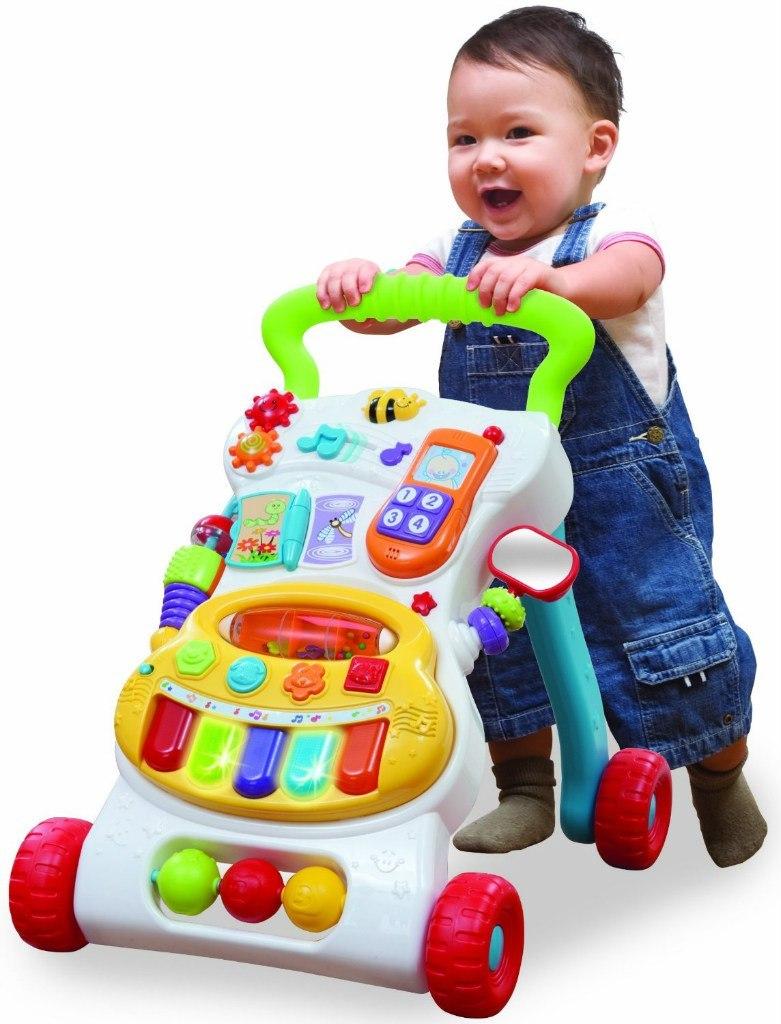 Ходунки-каталки для ребенка фото